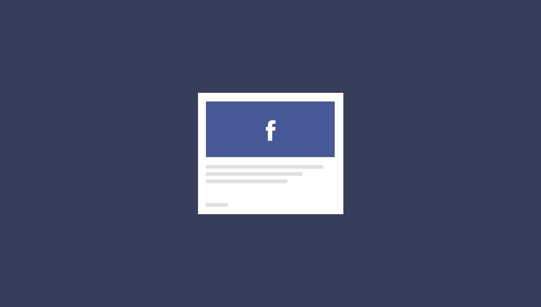 Facebook Post